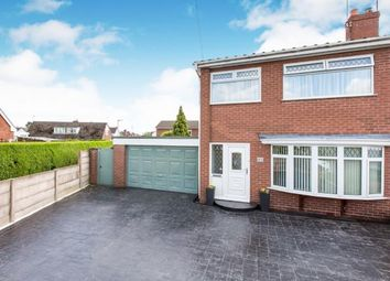 Thumbnail 3 bed semi-detached house for sale in Bradeley Road, Haslington, Crewe, Cheshire