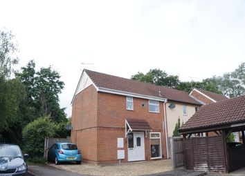 Thumbnail 2 bed end terrace house for sale in Lisle Close, Grange Park, Swindon