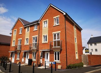 Thumbnail 4 bed town house for sale in Hafner Green, Haywood Village, Weston-Super-Mare