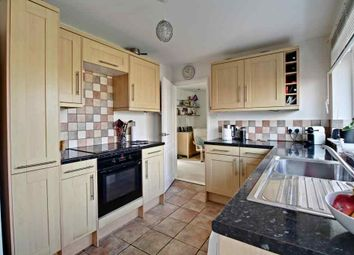 Thumbnail 1 bedroom terraced bungalow for sale in Goddards Close, Sherfield-On-Loddon, Hook