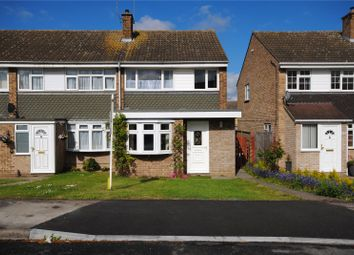 Thumbnail 3 bedroom end terrace house for sale in Firecrest Road, Chelmsford, Essex