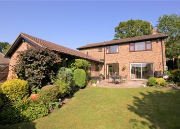 Thumbnail 4 bed detached house for sale in Chapel Lane, Corfe Mullen, Wimborne, Dorset
