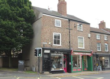 Thumbnail 4 bed flat for sale in Gillygate, York