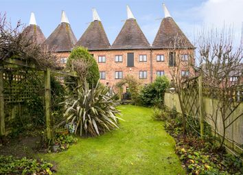 Thumbnail 4 bed terraced house for sale in Oast Court, Yalding, Maidstone