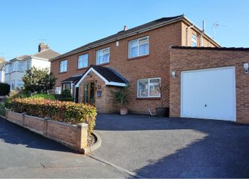 Thumbnail 3 bed semi-detached house for sale in Westwood Road, Brislington