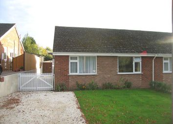 Thumbnail 2 bed bungalow to rent in 6, Callow End, Ledbury, Herefordshire