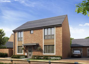 "Thumbnail 3 bed detached house for sale in ""The Cleeveland"" at Hayfield Way, Bishops Cleeve, Cheltenham"