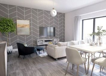 Thumbnail 2 bed flat for sale in The Golf Residences, Newlands Road, Luton