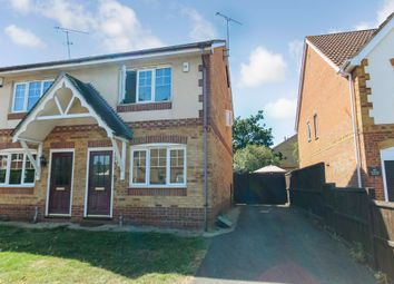 Thumbnail 2 bed semi-detached house for sale in Kestrel Grove, Rayleigh, Essex