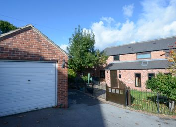 Thumbnail 3 bed detached house for sale in The Barn, Lancaster Road, Chesterfield