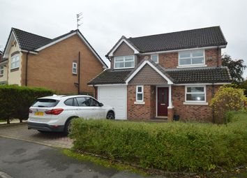Thumbnail 4 bed detached house for sale in Hollins Mount, Church Meadow, Unsworth, Bury