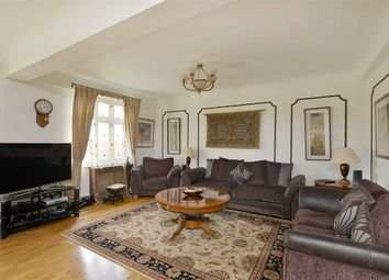 Thumbnail 4 bed flat for sale in Grove Hall Court, London