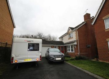Thumbnail 4 bedroom detached house for sale in Oberon Way, Abbey Meads, Swindon