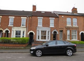 Thumbnail 4 bed terraced house for sale in Claremont Road, Rugby