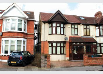 Thumbnail 4 bed end terrace house for sale in Aberdour Road, Goodmayes, Ilford