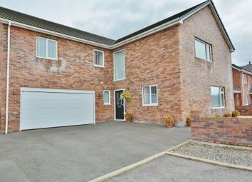 Thumbnail 4 bed detached house for sale in Rusper Drive, Moor Row