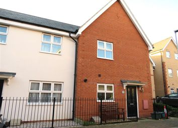 Thumbnail 3 bed property to rent in Lenz Close, Colchester