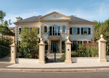 Thumbnail 6 bed detached house for sale in Uphill Road, Mill Hill, London