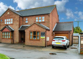 Thumbnail 4 bed detached house for sale in Cliffords Close, Scawby Brook, North Lincolnshire