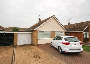 Thumbnail 2 bed detached bungalow for sale in Westerley Way, Caister-On-Sea, Great Yarmouth