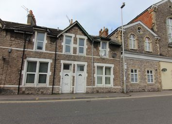 Thumbnail 1 bed flat to rent in Alfred St, Weston-Super-Mare, North Somerset