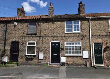 Thumbnail 2 bed terraced house for sale in Goosenook Lane, Leven, Beverley