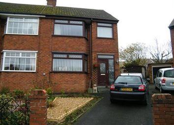 Thumbnail 3 bed property for sale in Derwent Place, Poulton Le Fylde