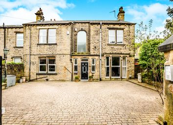 Thumbnail 5 bed semi-detached house for sale in New Street, Milnsbridge, Huddersfield