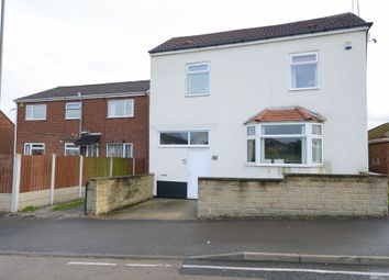 Thumbnail 3 bedroom detached house for sale in North Wingfield Road, Grassmoor, Chesterfield