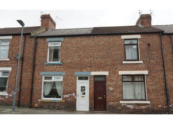 2 bed terraced house for sale in Thomas Street, Shildon DL4