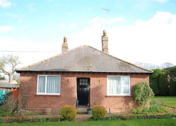 Thumbnail 2 bedroom bungalow to rent in Hill Road, Ingoldisthorpe, King's Lynn