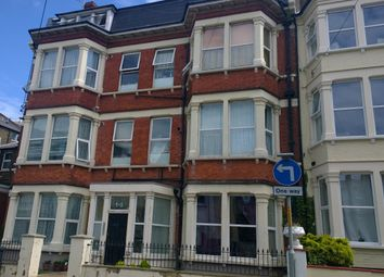 Thumbnail 2 bed flat to rent in Second Avenue, Cliftonville, Margate