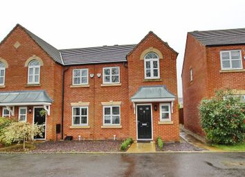 Thumbnail 3 bedroom semi-detached house for sale in Allen Green Close, Radcliffe, Manchester