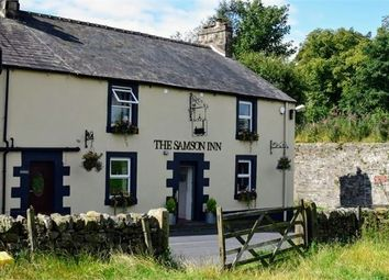 Thumbnail Commercial property for sale in The Samson Inn, Gilsland, Northumberland.