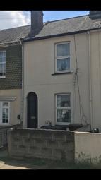 2 bed terraced house for sale in Trafalger Street, Gillingham, Kent ME7