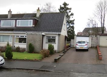 Thumbnail 3 bedroom semi-detached house to rent in Langside Drive, Kilbarchan