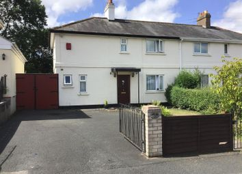 Thumbnail 3 bed semi-detached house for sale in Brookdale, Hadley, Telford