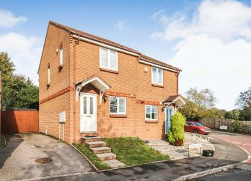 Thumbnail 2 bed semi-detached house for sale in Leeward Lane, Torquay