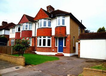 3 bed semi-detached house to rent in Burberry Close, New Malden KT3