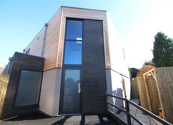Thumbnail 2 bedroom flat for sale in Edington Grove, Bristol, Somerset