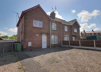 Thumbnail 1 bed flat to rent in 129 Walesby Lane, New Ollerton, Newark, Nottinghamshire