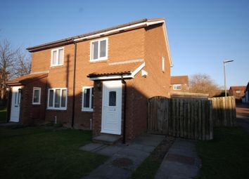 Thumbnail 2 bed semi-detached house for sale in Devon Crescent, Birtley, Chester Le Street