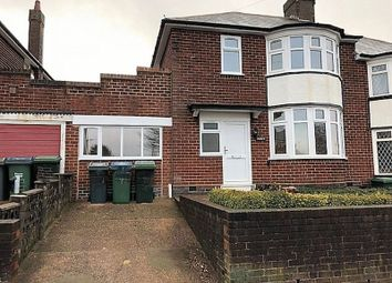 Thumbnail 4 bed semi-detached house to rent in Four Beds Semi Detached House, Gads Lane, West Bromwich