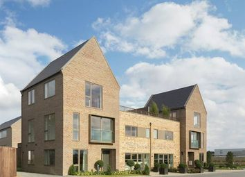 "Thumbnail 4 bed semi-detached house for sale in ""The Kingfisher"" at Hobson Avenue, Trumpington, Cambridge"