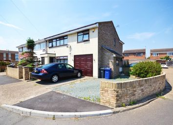 Thumbnail 5 bed end terrace house for sale in Clyde, East Tilbury, Tilbury