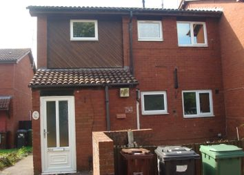 Thumbnail 2 bed flat to rent in Hambledon Close, Pendeford, Wolverhampton, West Midlands