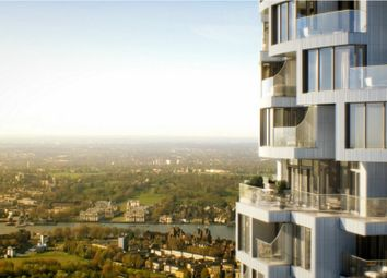 Thumbnail 2 bed flat for sale in One Park Drive, 1 Park Drive, Canary Wharf