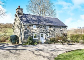Thumbnail 4 bed detached house for sale in Bala, Gwynedd