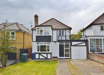 Thumbnail 4 bed detached house for sale in Barnet Gate Lane, Arkley, Hertfordshire