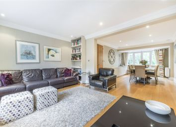 Thumbnail 4 bed detached house to rent in Hill Rise, Hampstead Garden Suburb, London